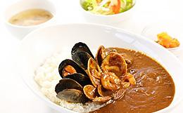 海鮮カレー
